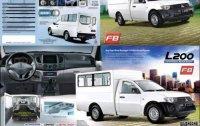 Selling New Mitsubishi L200 Fb 2019 Manual Diesel in Malabon