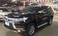 Black Mitsubishi Montero 2018 for sale in Marikina