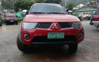 Selling Mitsubishi Strada 2007 Automatic Diesel in La Trinidad