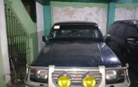 2nd Hand Mitsubishi Pajero 1995 at 180000 km for sale