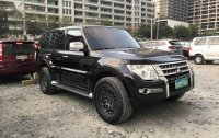 2nd Hand Mitsubishi Pajero 2012 for sale in Manila