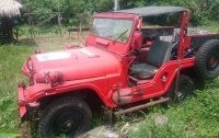 1980 Mitsubishi Jeep for sale in Davao City