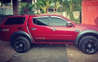 2nd Hand Mitsubishi Strada 2009 for sale in Iligan