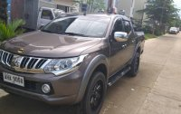 Selling 2nd Hand Mitsubishi Strada 2015 at 88000 km in Puerto Princesa