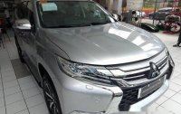Silver Mitsubishi Montero Sport 2019 for sale in Manila