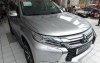 Silver Mitsubishi Montero Sport 2019 for sale in Manila