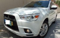 2nd Hand Mitsubishi Asx 2011 Automatic Gasoline for sale in Quezon City