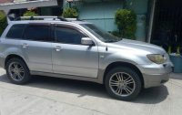 Selling Mitsubishi Outlander 2003 Automatic Gasoline in Mabalacat