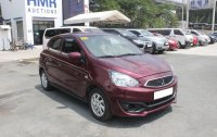 2nd Hand Mitsubishi Mirage 2018 Manual Gasoline for sale in Muntinlupa