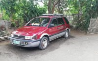 Selling Mitsubishi Space Wagon 1995 Manual Gasoline in Tuy