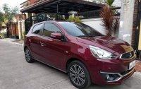 Mitsubishi Mirage 2016 Hatchback Manual Gasoline for sale in Cainta
