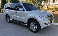 2nd Hand Mitsubishi Pajero 2015 Automatic Diesel for sale in Cebu City