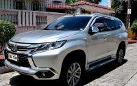 2nd Hand Mitsubishi Montero 2018 Manual Diesel for sale in Marikina