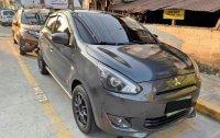 Mitsubishi Mirage 2013 Hatchback Automatic Gasoline for sale in Makati