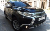 2nd Hand Mitsubishi Montero 2018 for sale in Quezon City