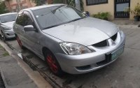 Mitsubishi Lancer 2006 Manual Gasoline for sale in Quezon City