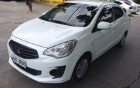 Mitsubishi Mirage G4 2014 Manual Gasoline for sale in Las Piñas
