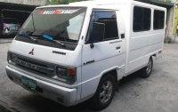 White Mitsubishi L300 2005 for sale Metro Manila