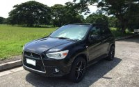 2nd Hand Mitsubishi Asx 2011 for sale in Davao City