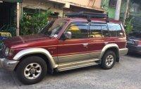Mitsubishi Pajero 1995 Manual Diesel for sale in Manila