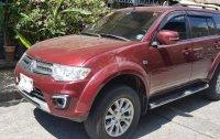 Mitsubishi Montero 2015 for sale in Manila