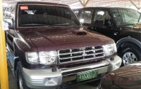Sell Red 1998 Mitsubishi Pajero in Pasig