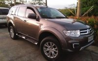 Mitsubishi Montero 2015 for sale in Quezon City