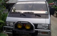 Mitsubishi Delica Space Gear 1990 Manual Diesel for sale in La Trinidad