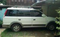 Sell White 2014 Mitsubishi Adventure at 5011 km in Angat
