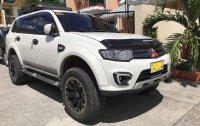 Selling 2nd Hand Mitsubishi Montero 2015 in Las Piñas