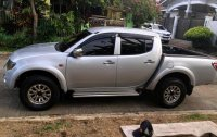 Selling Mitsubishi Strada 2008 Manual Diesel in Silang