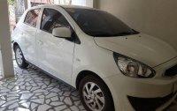 Mitsubishi Mirage 2016 Hatchback Automatic Gasoline for sale in Olongapo