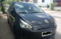 Mitsubishi Mirage 2014 Manual Gasoline for sale in Quezon City