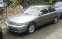 Selling Mitsubishi Lancer 2002 at 130000 km in Las Piñas