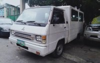 2nd Hand Mitsubishi L300 2011 Manual Diesel for sale in Quezon City