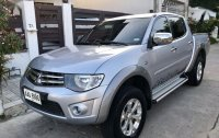 Sell 2nd Hand 2014 Mitsubishi Strada Manual Diesel at 50000 km in Parañaque
