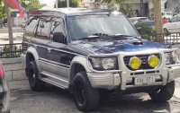 Selling Mitsubishi Pajero 1994 Automatic Diesel in General Trias