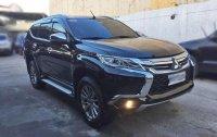 Selling 2nd Hand Mitsubishi Montero 2017 at 13000 km in Mandaue
