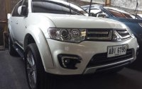 Mitsubishi Montero 2015 Automatic Diesel for sale in Quezon City