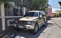 2nd Hand Mitsubishi Pajero 2001 Automatic Diesel for sale in Cavite City