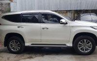 2nd Hand Mitsubishi Montero 2017 Manual Gasoline for sale in Quezon City