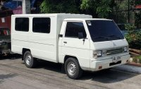 Selling 2nd Hand Mitsubishi L300 2014 in Quezon City
