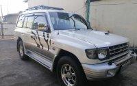 Selling 2nd Hand Mitsubishi Pajero 2002 Automatic Diesel at 99000 km in Manila