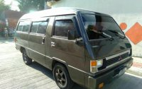 Selling 2nd Hand Mitsubishi L300 1992 Van Manual Diesel at 130000 km in Bacoor