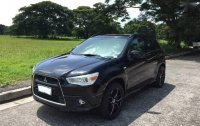 Selling 2nd Hand Mitsubishi Asx 2011 Manual Diesel at 56427 km in Davao City