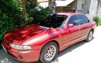Selling 2nd Hand Mitsubishi Galant 1997 in Pulilan