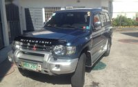 Sell 2nd Hand 2000 Mitsubishi Pajero Automatic Diesel at 70000 km in Makati