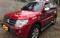2nd Hand Mitsubishi Pajero 2011 Automatic Diesel for sale in Lipa
