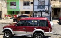 Selling 2nd Hand Mitsubishi Pajero 1996 at 130000 km in Manila