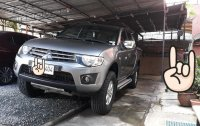 Selling 2nd Hand Mitsubishi Strada 2014 Manual Diesel at 60000 km in Cainta
